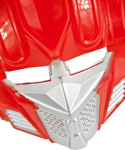 M3 Coole Transformers Maske Rot!
