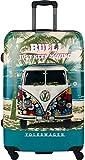 Volkswagen Luggage Collection Bulli 4-Rad Trolley 78cm mehrfarbig