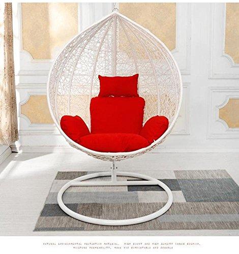 Un general swing asiento amortiguador grueso nido silla colgante nuevo-A