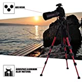 Zomei Portable Q111 Heavy Duty Aluminium Tri Pod Stand Camera Accessories For SLR Camera With Carrry Bag