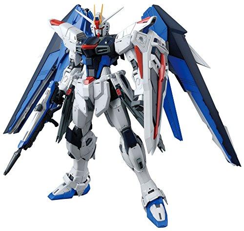 Bandai Hobby MG Libertad Gundam versión 2.0Kit de construcción Gundam Seed (1/100Scale)