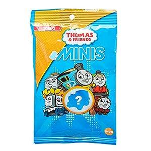Thomas and Friends Mini Figuras de los Trenes de Juguete, Modelos Surtidos, Juguetes Niños 3 Años (Mattel DFJ15)