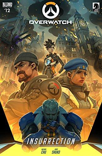 Couverture du livre Overwatch (Français) #12