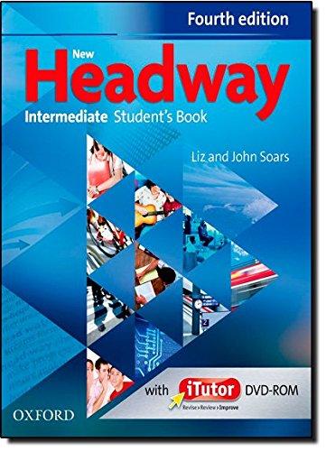 New Headway Intermediate : Student's Book (1DVD)