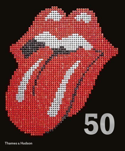 The Rolling Stones 50 by Mick Jagger, Keith Richards, Charlie Watts, Ronnie Wood (2012)