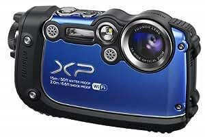 "Fujifilm FinePix XP 200 Appareil photo étanche 3"" Zoom optique 5x WiFi Bleu"