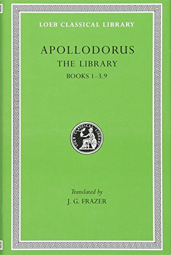 The Library: v. 1 (Loeb Classical Library)