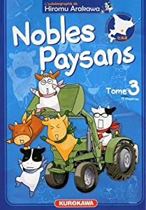 Nobles Paysans Edition simple Tome 3
