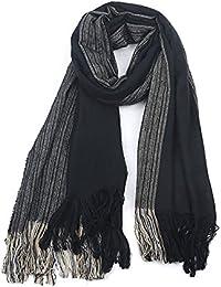 salybaby - Set de bufanda, gorro y guantes - para hombre