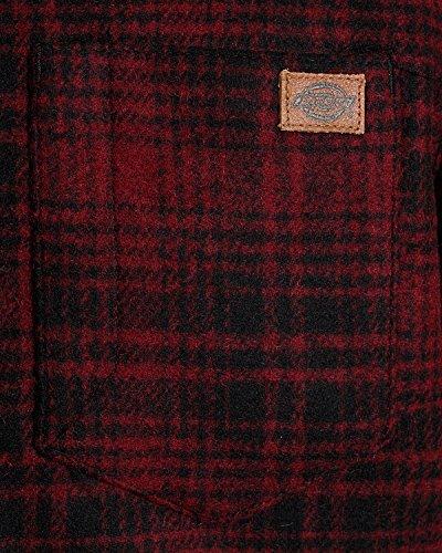 Dickies Charlestown Jacket Navy Rouge