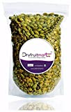 #3: Dryfruit Mart Raw Pumpkin Seeds Organic 1 kg Without Shell for Eating