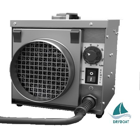 Ecor Pro DryBoat®8 Deshumidificador Desecante DH800