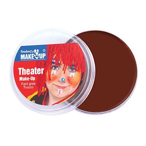 Bristol Novelty mu007Body Make-Up Set, braun, one size