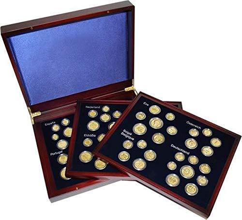 a226e230f9 IMPACTO COLECCIONABLES Le Ultime Monete Emesse Pre-Euro bagnate in Oro di  24k. 16