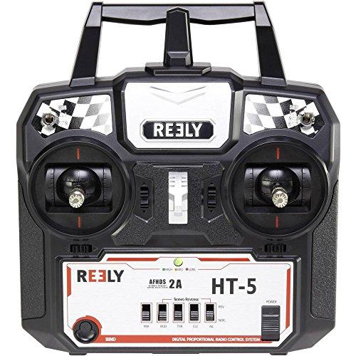 Reely HT-5 Hand-Fernsteuerung 2,4 GHz Anzahl Kanäle: 5 inkl. Empfänger
