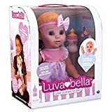 Luvabella 6039298 - Interaktive Puppe mit Sprachfunktion, DEUTSCHE Version