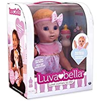 Luvabella - 6039298 - Interaktive Puppe mit Sprachfunktion - DEUTSCHE Version