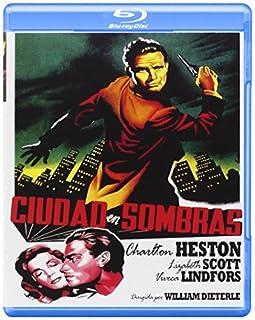 Dark City - CIUDAD EN SOMBRAS (Blu ray) - William Dieterle - Charlton Heston.