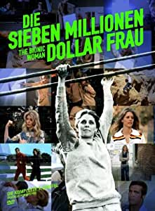 Die sieben Millionen Dollar Frau - Staffel 1 [4 DVDs]