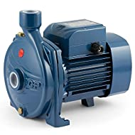 Electric Centrifugal Water CP Pump CPm158 1Hp Stainless impeller 240V Pedrollo
