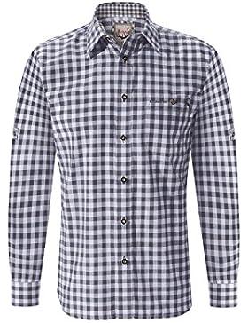 Stockerpoint - Herren Trachtenhemd,Mitchel