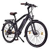 NCM Venice+ 28 Zoll Trekking / Urban E-Bike, 48V 250W Das-Kit Heckmotor, 48V...