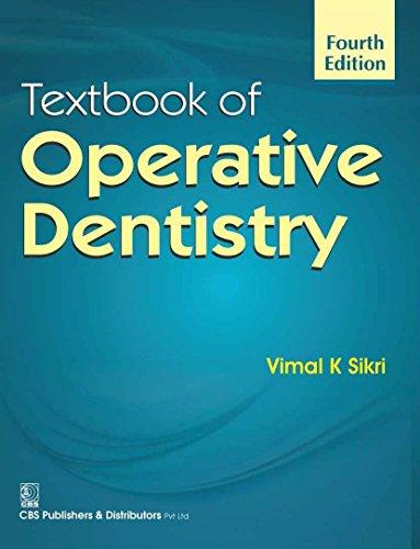 Textbook of Operative Dentistry 4Ed (PB 2017)
