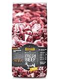 Belcando Mastercraft Fresh Beef [10kg] Trockenfutter für Hunde | 80% frisches Rind | Hundefutter getreidefrei | sortenrein | für große, mittlere & Kleine Rassen
