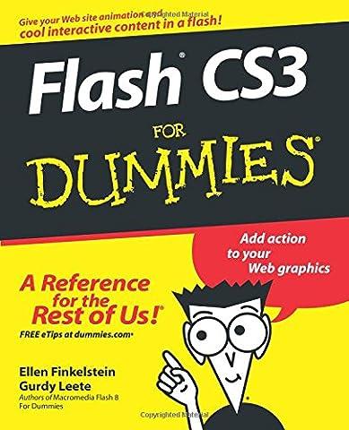Flash CS3 For Dummies (For Dummies)