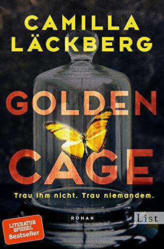 Buchseite und Rezensionen zu 'Golden Cage' von Camilla Läckberg