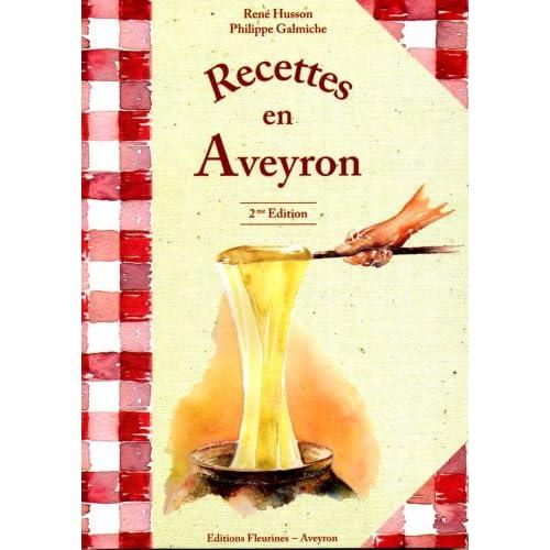 Recettes en Aveyron
