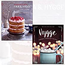 ScandiKitchen Fika and Hygge [Hardcover] and Hygge Comfort & Food For The Soul 2 Books Bundle Collection - Comforting cakes and bakes from Scandinavia with love