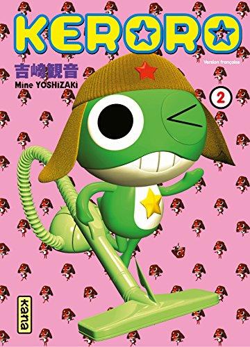 Sergent Keroro - Tome 2 par Mine Yoshizaki