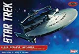 Polar Lights POL906 1/1000 Star Trek USS Reliant Plastikmodellbausatz, Modelleisenbahnzubehör, Hobby, Modellbau, Mehrfarbig