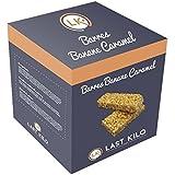 4 Barres Banane & Caramel-Hyperprotéinées-Délicieuses & croustillante-LASTKILO.COM le plaisir minceur