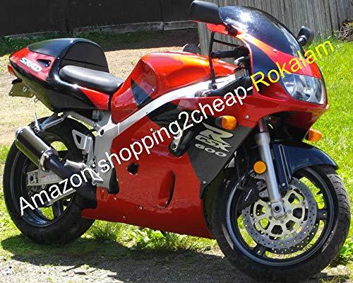 Hot Sales, Gsxr600 V-Strom Srad Carénages 1996 1997 1998 1999 GSXR 600 750 96 97 98 99 Rouge Corps Carénages Lot