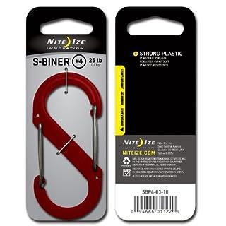 Nite Ize S-Biner, SBP4-03-10