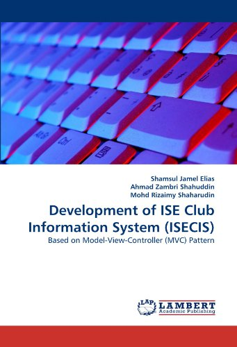 lub Information System (ISECIS): Based on Model-View-Controller (MVC) Pattern ()