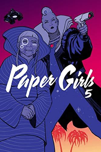 Preisvergleich Produktbild Paper Girls Volume 5