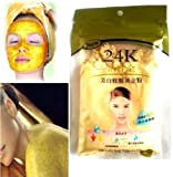#10: Generic 2Pcs/Lot New 24K Gold Active Face Mask Powder Anti-Aging Luxury Spa Treatment 50G Fb79