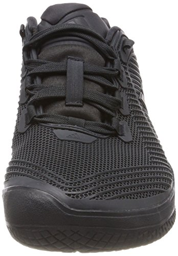 adidas Crazypower TR M, Scarpe da Ginnastica Uomo Grigio (Carbon S18/Core Black/Core Black)