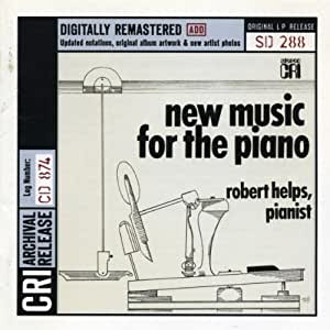 New Music for the Piano [Import allemand]