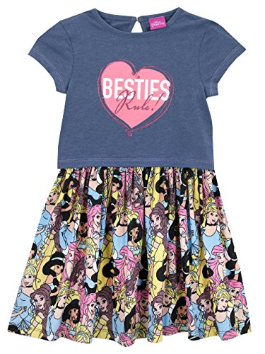 Disney Princess Girls Princess Dress Ages 2 To 8 Years