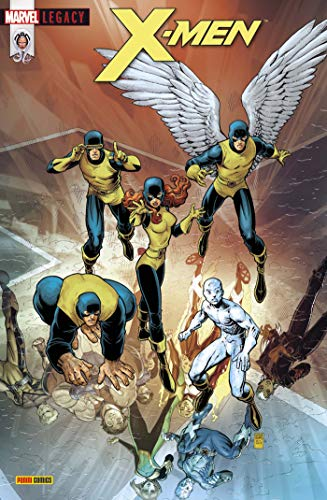 Marvel Legacy : X-Men nº4