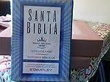 Santa Biblia Reina-Valera 1960 - Letra Grande (Indice, Referencia, Estudios Biblicos, Con Cierre)