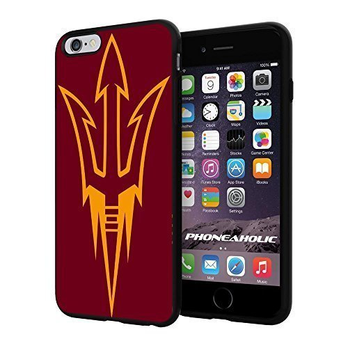 Arizona State Sun DevilS Cool Case Cover For Ipod Touch 5 Smartphone Collector iphone PC Hard Case Black Arizona State Player