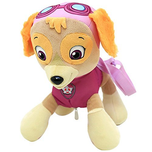 plsch-rucksack-paw-patrol-skye-pink-weich-puppe-new-659660