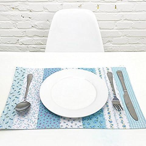Yifom Puro cotone con doppio isolamento cibo tappetino pad, 4,D