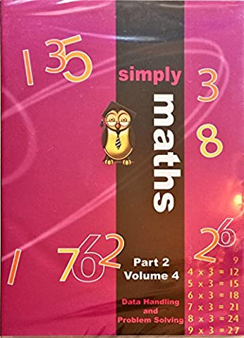 Simply Maths Part 2 Volume 4. The DVD to accompany the book.