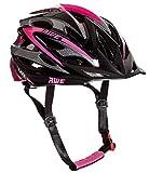 AWE Women's Aerolite Pink Lady Bicycle Helmet - White/Pink, Size 56-58